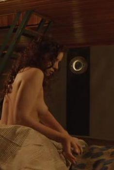 Голая грудь Елены Полянской в фильме «Прощай, Катя», 2012
