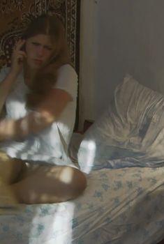 Екатерина Порубель засветила голую письку в сериале «Редкая группа крови», 2013