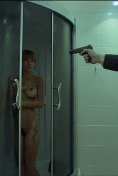 Полностью голая Екатерина Климова в сериале «Синдром дракона», 2012