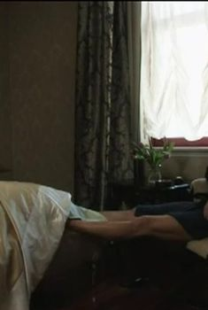 Ольга Кузьмина снялась без лифчика в сериале «Столица греха», 2010