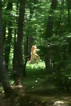 Анна Самохина снялась голой в фильме «Царская охота», 1990