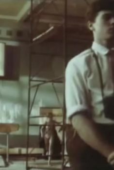Александра Фомичева снялась голой в фильме «Сделано в СССР», 1991