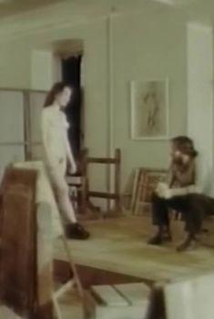 Совершенно голая Анастасия Гиренкова в фильме «Натурщик», 1992