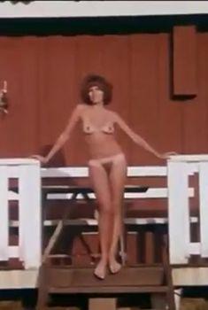 Абсолютно голая Биргитта Молин в фильме «Развращенные», 1971
