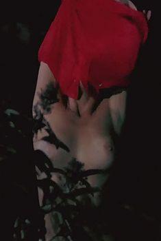 Джуди Аронсон снялась голой в фильме «Пятница 13-е – Часть 4: Последняя глава», 1984