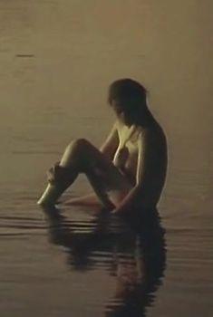 Индра Бурковска снялась голой в фильме «Вечерний вариант», 1980