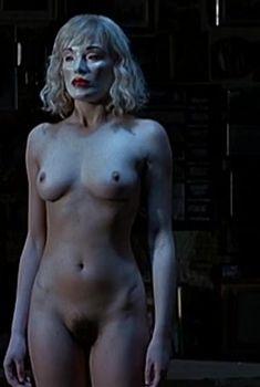 Полностью голая Ксения Раппопорт в фильме «Незнакомка», 2008