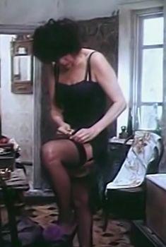 Любовь Полищук засветилась голой в фильме «Цена головы», 1992