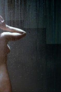 Оксана Фандера показала голую грудь и попу в фильме «Красный жемчуг любви», 2008