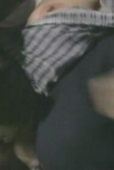 Ольга Кабо засветила грудь в сериале «Дьявол из Орли. Ангел из Орли», 2006