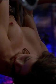 Горячая Шарлотта Айянна снялась голой в фильме «Танцы в «Голубой игуане»», 2000