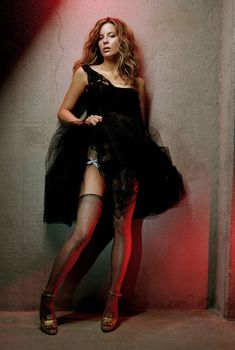 Сексуальная Кейт Бекинсейл в журнале GQ