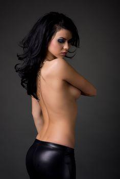 Секси Инна в фотосессии