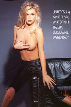 Джоанна Крупа оголилась для журнала CKM, Май 2001