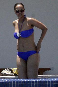Тайра Бэнкс в бикини в Мексике, 02.07.2011