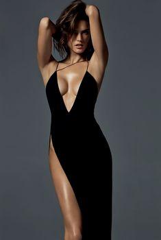 Сексуальное тело Алессандры Амбросио в журнале Harper's Bazaar, 2014