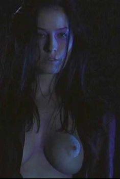 Голая Дита Фон Тиз в фильме «Святой Фрэнсис», 2007