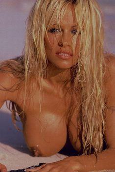 Голые прелести Памелы Андерсон в журнале Playboy, Май 2004