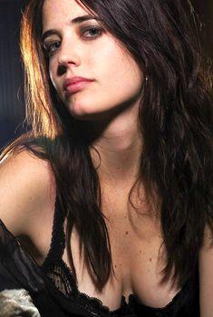 Ева Грин в ню фотосессии Стива Шоу, 2006