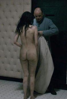 Голая Ева Грин в сериале «Бульварные ужасы», 2014