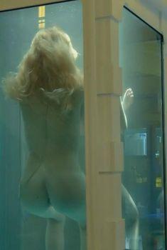 Голая Александра Гордон в сериале «Хемлок Гроув», 2013