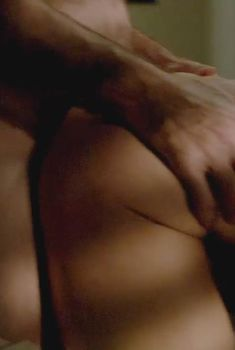 Секс с Алисией Райнер в сериале «Оранжевый — хит сезона», 2013
