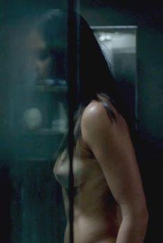 Голая Ана Айора в сериале «Банши», 2013