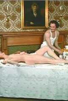 Голая Анита Моррис в фильме «Счастливая проститутка», 1975