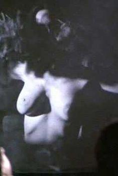 Голая грудь Анны Левайн в фильме «Я стреляла в Энди Уорхола», 1995