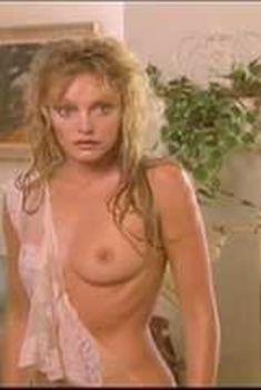 Сочная голая грудь Ариель Домбаль в фильме «Жена босса», 1986