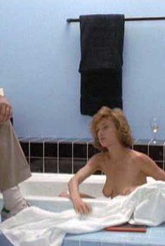Голая Барбара Уильямс в фильме «Похититель сердец», 1984