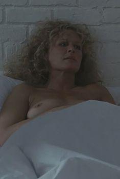 Голая Гленн Клоуз в фильме «Роковое влечение», 1987