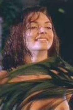 Засвет соска Джоэнн Уэлли в фильме «Скандал», 1989