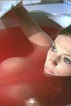Голая Жаклин Биссет в фильме «Вальс Мефистофеля», 1971