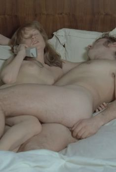 Голая Изабель Юппер в фильме «Лулу», 1980