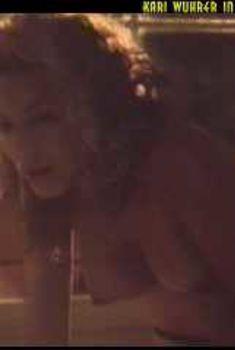 Голая Кари Вурер в фильме «По ту сторону желания», 1995
