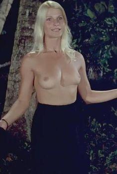 Голая Каролин Лоранс в фильме «Прощай, Эммануэль», 1977