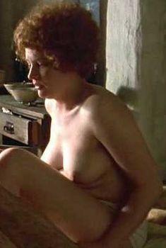 Голая Керри Фокс в фильме «Ангел за моим столом», 1990