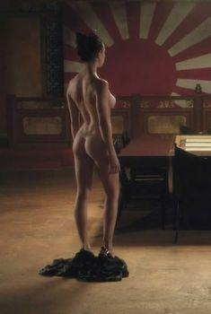Голая Кортни Палм в фильме «Суши гёл», 2012
