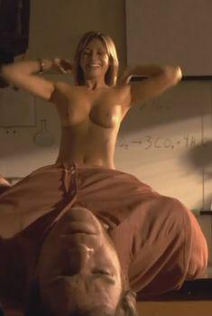 Голая Кристен Миллер в сериале «Декстер», 2006