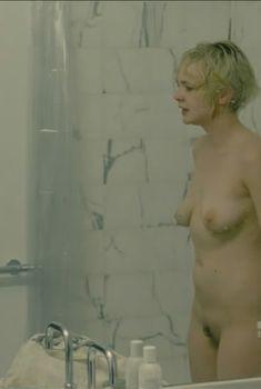 Голая Кэри Маллиган в фильме «Стыд», 2011