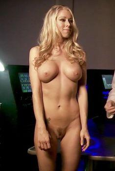 Кэти Морган в эро фильме Bikini Model Mayhem, 2016