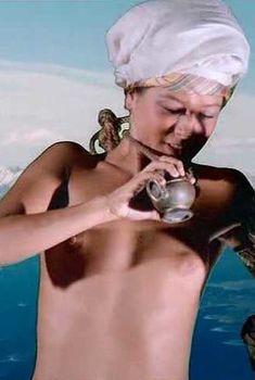 Голая Кэтрин Зета-Джонс в фильме «Дикие ночи», 1992