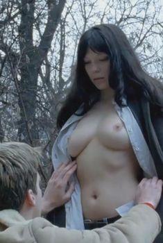 Голая Леа Сейду в фильме «Прекрасная смоковница», 2008