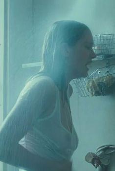 Лорен Ли Смит засветила соски в фильме «Элен», 2009