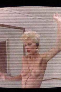 Голая Мелани Гриффит в фильме «Подставное тело», 1984