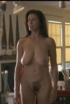 Мими Роджерс снялась голой в фильме «Дверь в полу», 2004