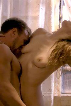 Молини Грин снялась голой в телепрограмме Sin City Diaries, 2007