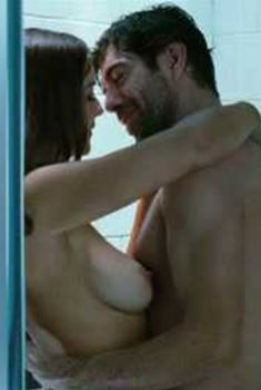 Голая Моника Беллуччи в фильме «Человек, который любит», 2008
