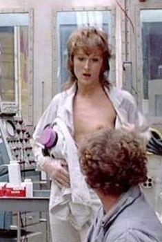 Мэрил Стрип засветила грудь в фильме «Силквуд», 1983